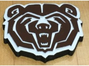 MSU or SWMS Bear Logo