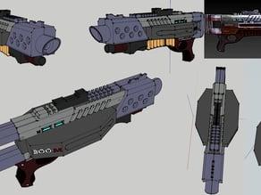 M-300 Claymore Replica (Mass Effect)