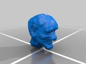 Modelo cabeza 1