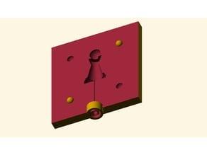 SLA injection mold generator