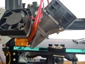 fan converter 30x30 to 40x40 for Tronxy supercooler