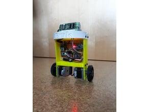 YABR - Your Arduino Balancing Robot