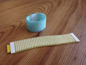 Chainmail bracelet - improved