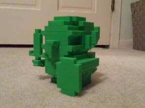3D Link Sprite