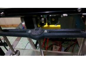 Z-axis Leadscrew stabilizer by Jesienazareth