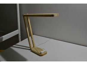 Desk Led Lamp CNC - Ikea Hack