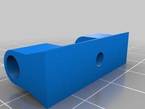Maker Select Z-Brace Camera Mount (C910 Remix)