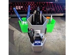Modular USB & Pen Holder 3000