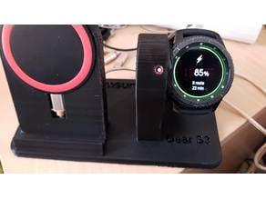 Dock Samsung S8 _ Gear S3