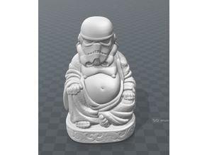Stormtrooper Buddha