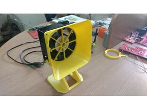 Smoke Exhaust Fan 120 x 120 x 38mm