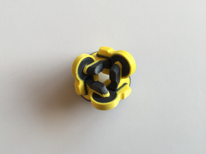 2 Color Fidget Widget (Dual Extrusion)
