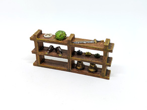 Shelf for Gloomhaven (Remix)