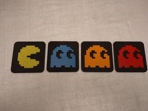 Pacman Coaster / Posavasos Pacman