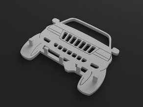 Jeep WJ Grand Cherokee Key holder
