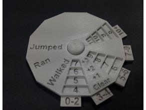 BattleTech Math Wheel