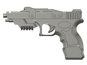 The Expanse Star Helix Gun