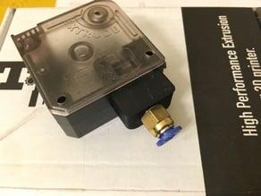 E3D Titan BSP Bowden adapter