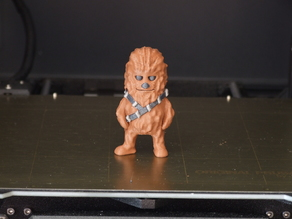 Mini Chewie (multi-material remix)