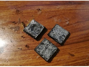 Square Crater Bases