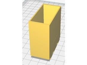 Ballast Spreader Narrow (Finer) - OO/HO scale