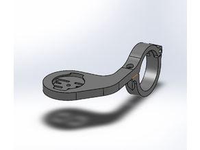 Easy-to-print bicycle meter holder Garmin, Bryton etc.