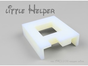 TMC2208 - little helper (prevent for short circuit)