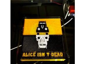 Alice Isn't Dead Magnet