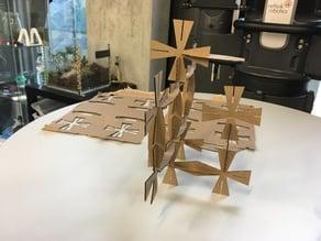 2 part pressfit-construction