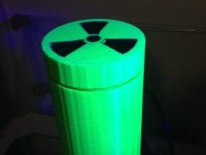 Radioactive Sample Box