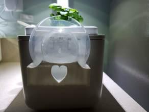 Click & Grow Smart Garden Clear Cover Holder