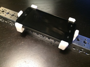 ZTE Speed Phone Mount (Works with Tetrix and Actobotics Systems)
