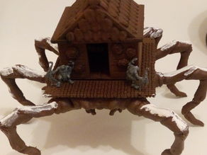 House Spider plattform for tabletop games