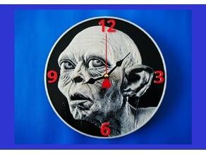 Reloj Gollum 3D