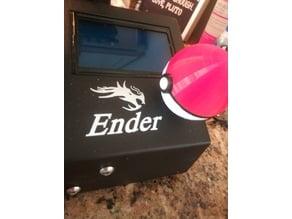 Poke ball Knob for Ender 3 selector