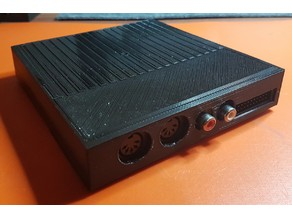SFG case for Yamaha MSX computers (for RBSC's board)