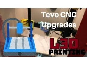 New Tevo CNC Mounts