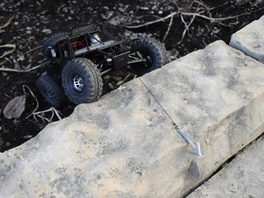 "1/10 scale RC off road car earth anchor ""Pullpal"""