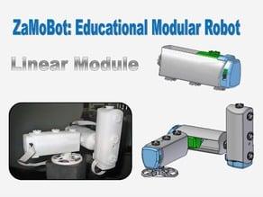 Modular Robot Linear Module (ZaMoBot)