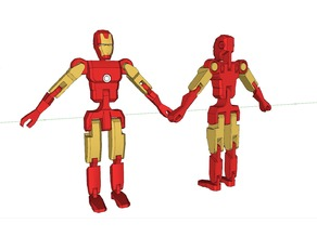 figure - ironman Ver