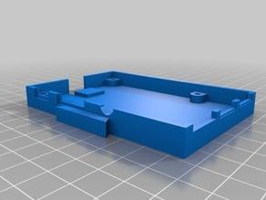 Modded Raspberry Pi 3 Case for Led Holder v2 for Anycubic I3 Mega