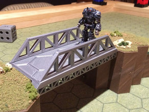 Battletech 1.5 hex bridge
