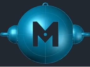 Alphabet 'M'
