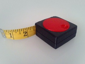 Fabric Tape Measure Spooling Case