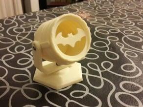 Batiseñal, Batman's signal