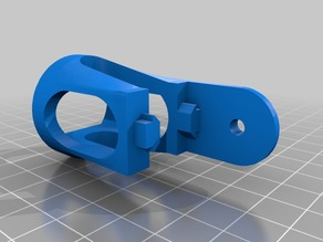 Ender 3 x-axis tensioner body