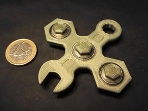 Fidget Spanner Spinner Hand Toy