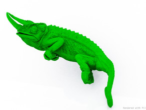 Chameleon from CT Scans