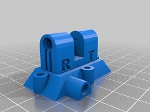 Base for IR Bracket 5mmB