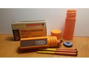 Titan Matchcase